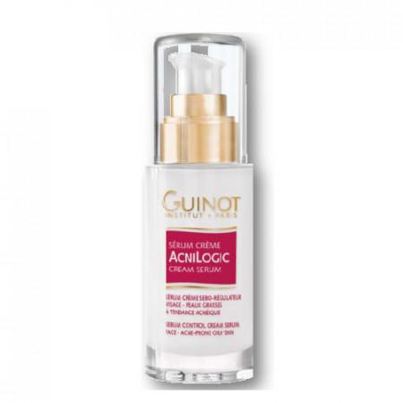 GUINOT ACNILOGIC SERUM 30ml elimina la secreción sebo / piel grasa
