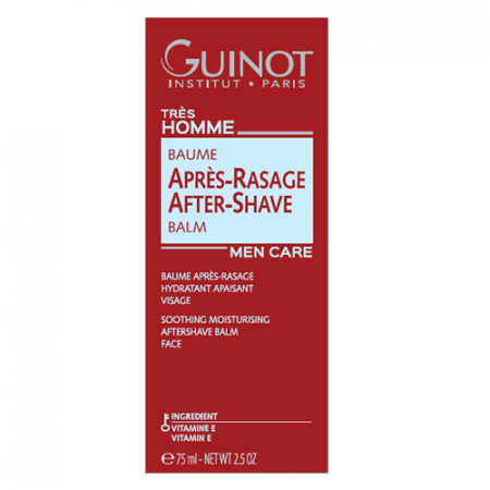 GUINOT TRES HOME BAUME APRES-RASAGE AFTER-SHAVE 75ml
