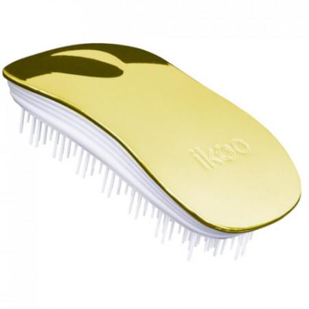 IKOO HOME SOLEIL METALLIC / Cepillo para desenredar el pelo (para casa)