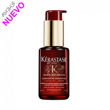 KERASTASE AURA BOTANICA CONCENTRÉ ESSENTIEL 50ml / Serum concentrado natural nutritivo