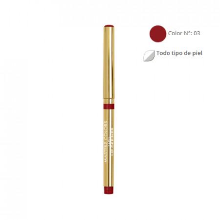MASTERS COLORS LIP DEFINER Color Nº 03 0,28gr - Lápiz de labios
