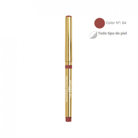 MASTERS COLORS LIP DEFINER Color Nº 04 0,28gr - Lápiz de labios