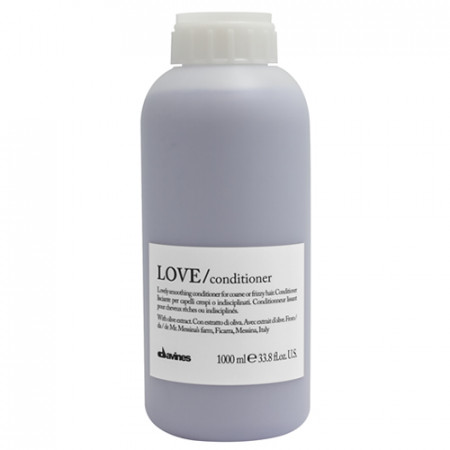 DAVINES ESSENTIAL HAIRCARE LOVE ACONDICIONADOR 1000ml hidratante / estirante