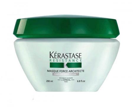 KÉRASTASE RÉSISTANCE MASQUE FORCE ARCHITECTE 200ml / mascarilla / cabello debilitado / frágil
