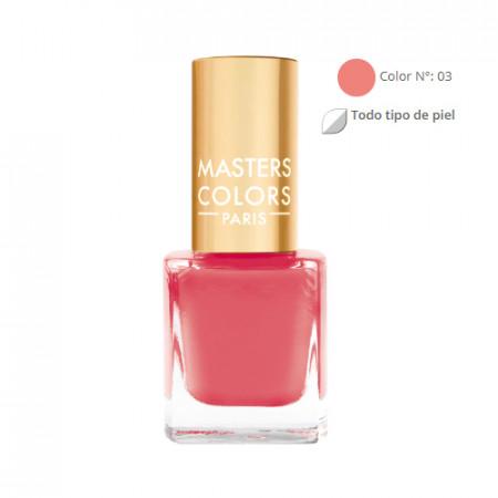 MASTERS COLORS MASTERS NAILS Color Nº 03 5ml - Laca de uñas