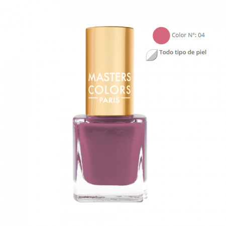 MASTERS COLORS MASTERS NAILS Color Nº 04 5ml - Laca de uñas