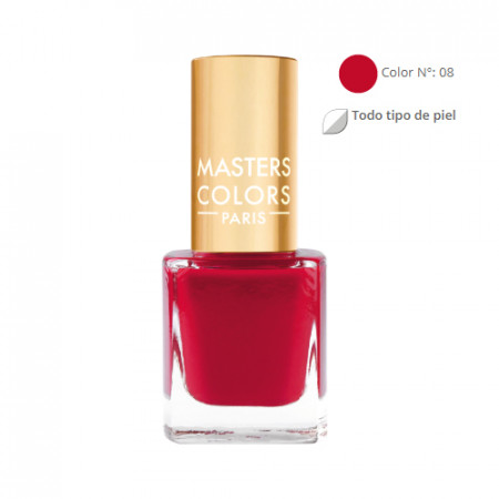 MASTERS COLORS MASTERS NAILS Color Nº 08 5ml - Laca de uñas
