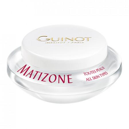 GUINOT MATIZONE CREMA SHINE CONTROL 50ml tratamiento matificante / equilibrante /  el cutis gana en resplandor