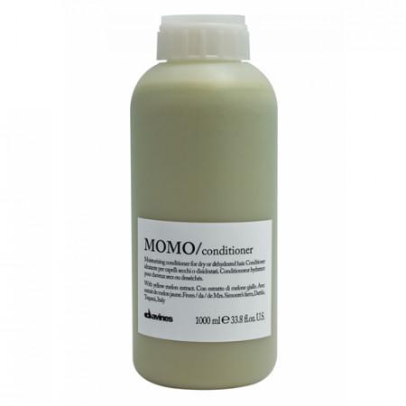 DAVINES ESSENTIAL HAIRCARE MOMO ACONDICIONADOR 1000ml Hidratante / cabello seco