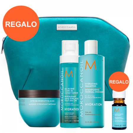 MOROCCANOIL PACK MAGIC OF HYDRATION 670 ml