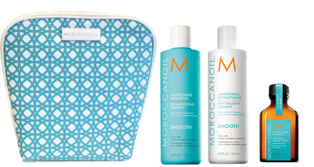 MOROCCANOIL SMOOTH 550ml / PACK 2 PRIMAVERA CABELLO rebelde y encrespado