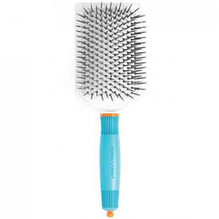 MOROCCANOIL CEPILLO PADDLE  DE CERAMICA TECNOLOGÍA IONICA - Perfecto peinado y desenredado