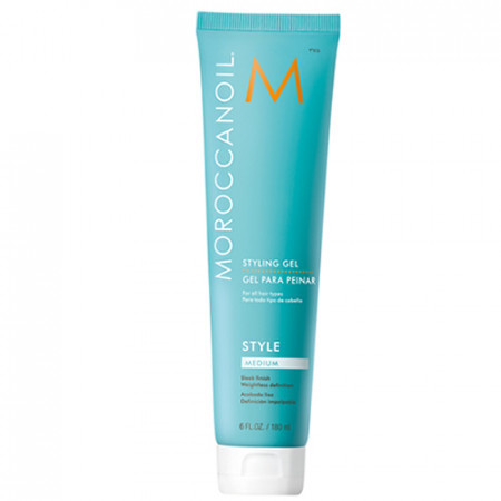 MOROCCANOIL STYLING MEDIUM GEL 180ml fijación media