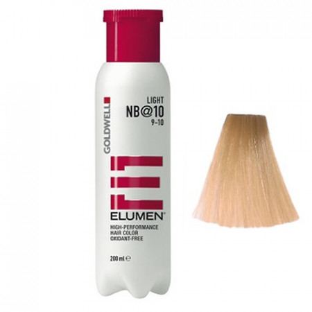 ELUMEN LIGHT NB@10 200ml Natural Beige