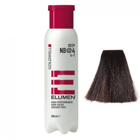 ELUMEN DEEP NB@4 200ml Color negro claro