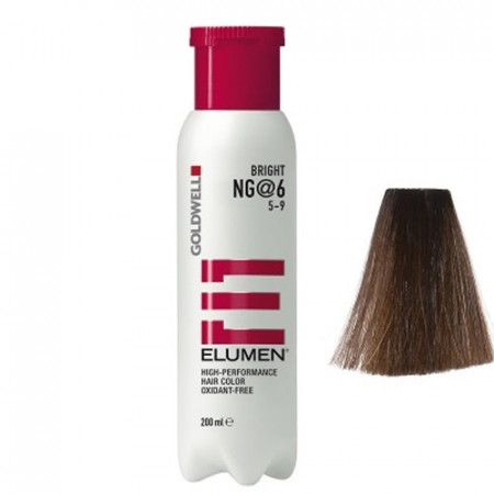 ELUMEN BRIGHT NG@6 200ml Color marron
