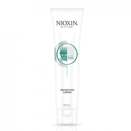 NIOXIN LIGHT PLEX DEFINITION CREMA 150ml  / Suavizante / Anti-encrespamiento