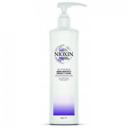 NIOXIN INTENSIVE TREATMENT DEEP REPAIR MASCARILLA 500ml cabello coloreado, seco o dañado