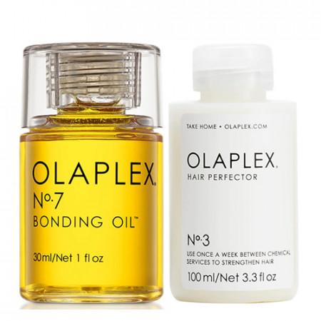 OLAPLEX KIT DUO Nº 3 y Nº 7 - 130 ml