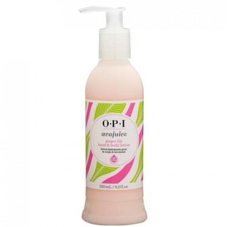 OPI AVOJUICE GINGER LILY 240 ml