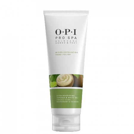 OPI PRO SPA MICRO-EXFOLIANTING HAND POLIST 236ml / Crema exfoliante manos y pies
