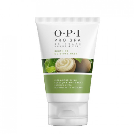 OPI PRO SPA SOOTHING MOISTURE MASK 118ml / Mascarilla ultra hidratante / piel suave e hidratada / manos y pies