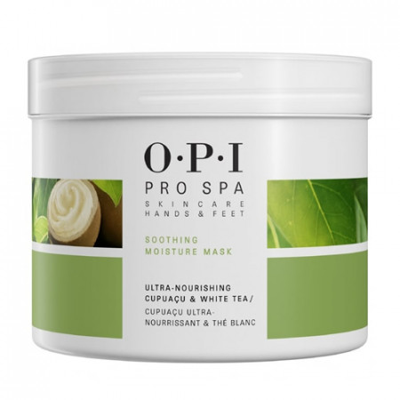 OPI PRO SPA SOOTHING MOISTURE MASK 758ml / Mascarilla ultra hidratante / piel suave e hidratada / manos y pies
