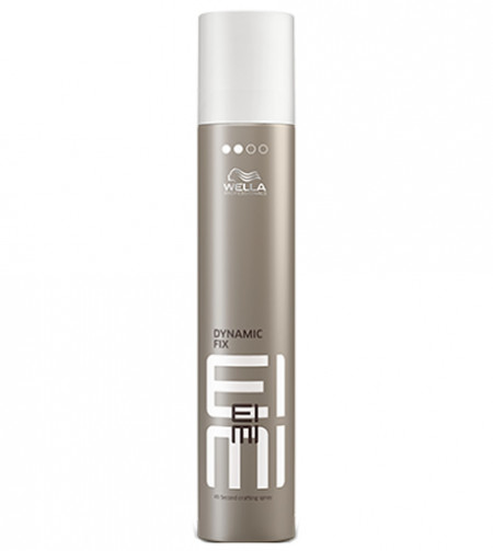 WELLA EIMI SPRAY FIJADOR DYNAMIC FIX 300ml / Spray de peinado flexible / 45 segundos