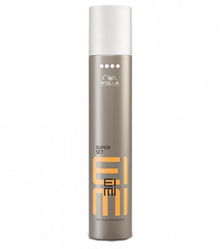 WELLA EIMI SPRAY FIJADOR SUPER SET 300ml / Spray de acabado extra fuerte
