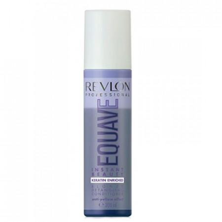 REVLON EQUAVE BLONDE DETANGLING ACONDICIONADOR 200ml cabellos rubios, decolorados o con mechas