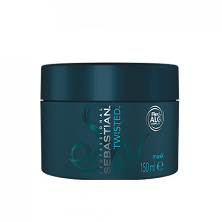 SEBASTIAN TWISTED ELASTIC MASCARILLA 150ml / cabello rizado / nutre y refuerza la fibra capilar / protege de la humedad