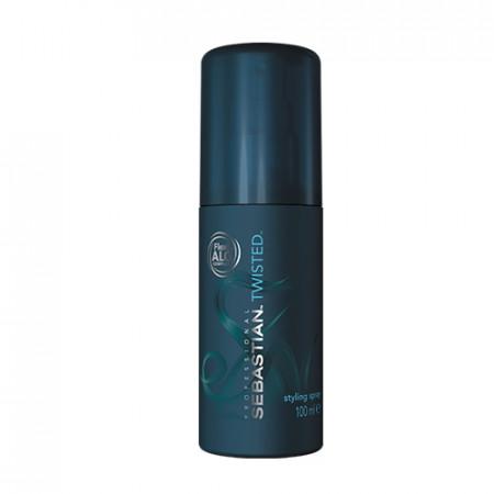 SEBASTIAN TWISTED CURL REVIVER SPRAY 100ml / cabello rizado / revitaliza al instante las ondas