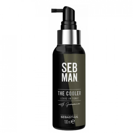 SEBASTIAN SEB MAN THE COOLER 100 ml - Tónico refrescante
