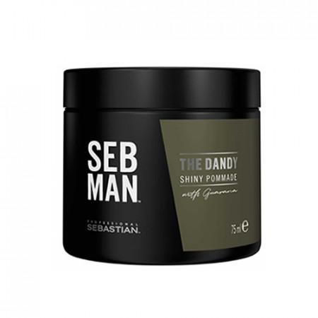 SEBASTIAN SEB MAN THE DANDY 75 ml - Pomada - fijación ligera