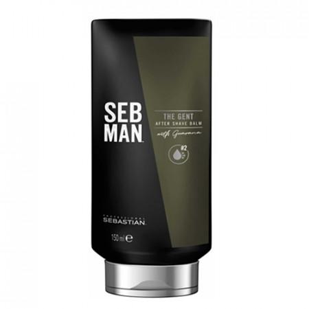 SEBASTIAN SEB MAN THE GENT 150 ml - Bálsamo aftershave hidratante