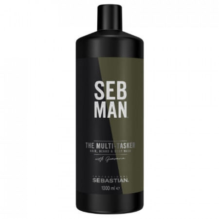 SEBASTIAN SEB MAN THE MULTITASKER 1000 ml - Gel de ducha