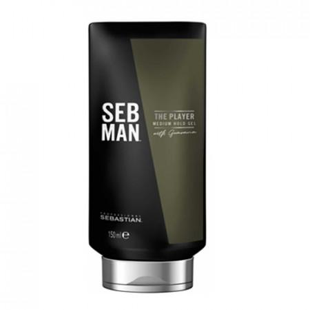 SEBASTIAN SEB MAN THE PLAYER 150 ml - Gel - fijación media