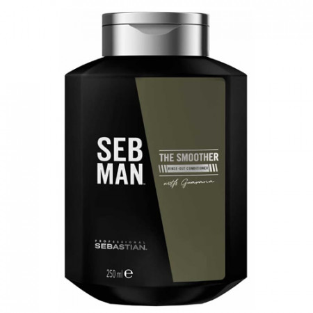 SEBASTIAN SEB MAN THE SMOOTHER 250 ml - Acondicionador