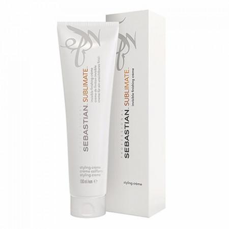 SEBASTIAN SUBLIMATE 100ml / crema de peinado invisible / aplicación en cabello seco