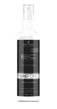SCHWARZKOPF BC FIBRE FORCE SPRAY 150ml fuerza & resistencia