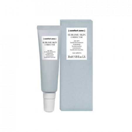 COMFORT ZONE SUBLIME SKIN CORRECTOR 30 ml Tratamiento de manchas cara - manos