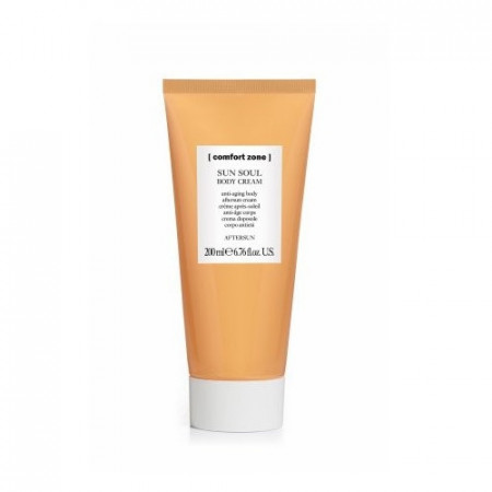 COMFORT ZONE SUN SOUL BODY CREAM AFTERSUN 200 ml Crema solar facial aftersun