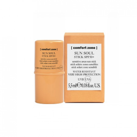 COMFORT ZONE SUN SOUL STICK SPF + 50 5,5ml Barra solar