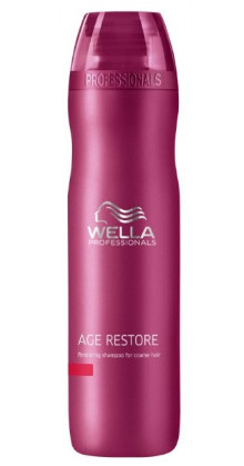 WELLA AGE RESTORE CHAMPU 250ml / cabello grueso