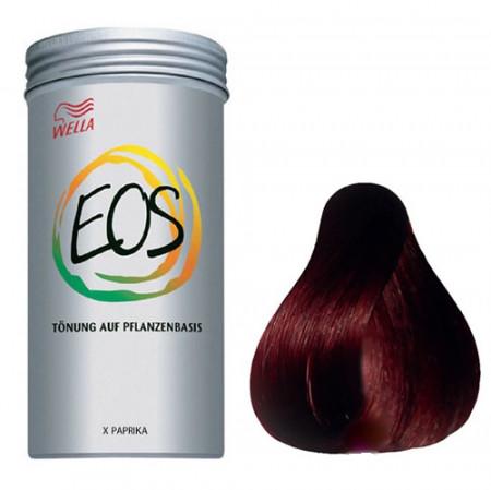 WELLA EOS Nº 10 PAPRICA 120 gramos Coloración natural vegetal