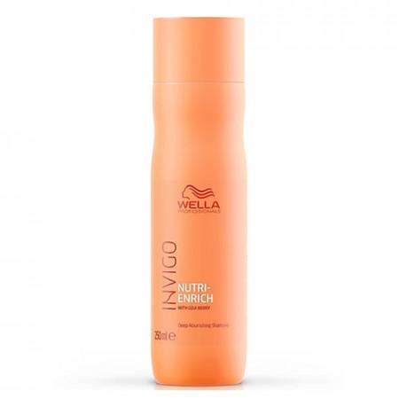 WELLA INVIGO NUTRI ENRICH CHAMPU 250 ml cabello seco o dañado