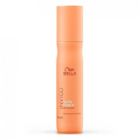 WELLA INVIGO NUTRI ENRICH SPRAY 150 ml nutritivo y antiencrespamiento cabello seco o dañado
