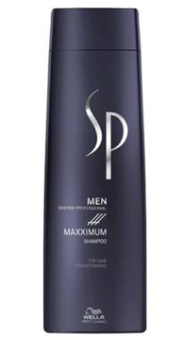 SP MEN MAXXIMUM CHAMPU 250ml fortalece y limpia