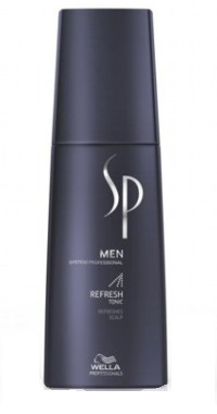 SP MEN REFRESH TONICO 125ml refrescante & nutriente cuero cabelludo