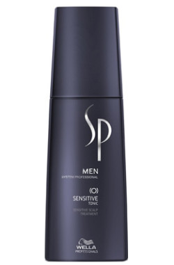 SP MEN SENSITIVE TONICO 125ml cuero cabelludo sensible e irritado